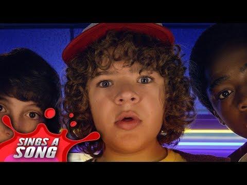 Dustin Sings A Song (Stranger Things Parody)