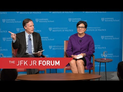 Former Secretary of Commerce Penny Pritzker on the Economy, Global Challenges and America
