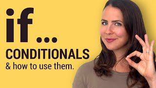 English Conditional Sentences (with examples!)