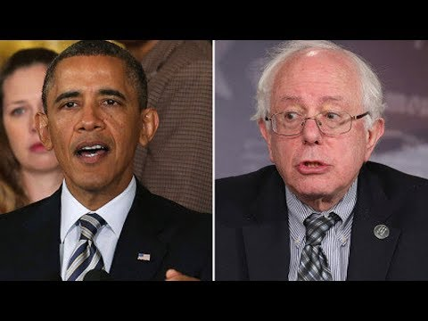 Obama Team Can't Fathom Why The Left Wants Medicare For All