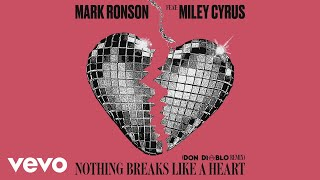 Mark Ronson Nothing Breaks Like a Heart Don Diablo Remix Audio.mp3
