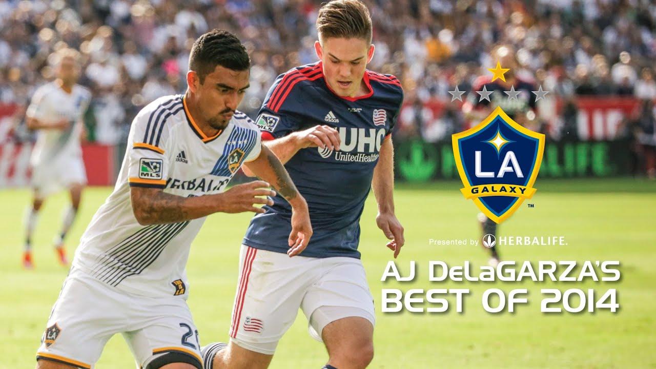 New England Revolution sign former LA Galaxy defender AJ ...