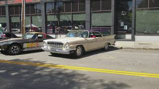 1961 Chrysler New Yorker Pillarless Hardtop Station Wagon