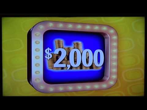 Press Your Luck Showdown Aired: 4/28/2016