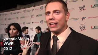 The Miz WWE Superstar - WrestleMania Premiere