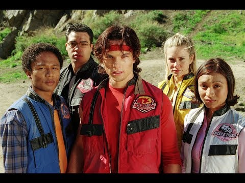 Power Rangers Wild Force: An Almost Great SeasonPart 1