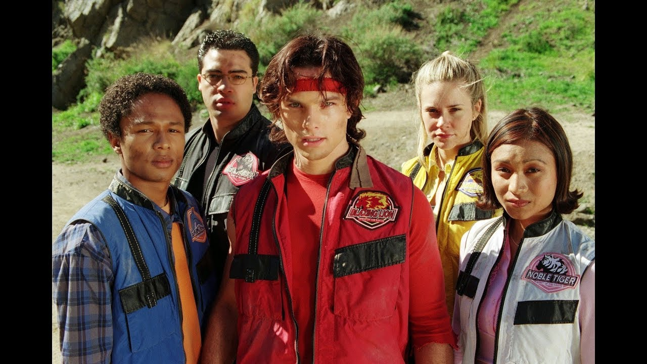 Power Rangers Wild Force: An Almost Great Season(Part 1)