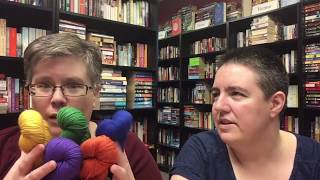 Ep. 22 Faking Sanity Knitting & Spinning Podcast: Your Name is Cindy!