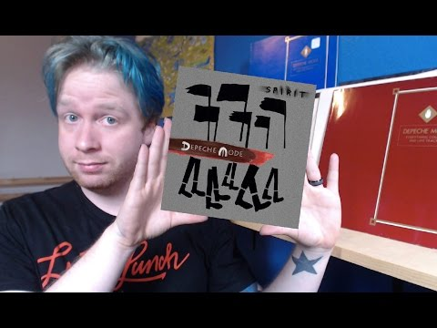 "NuReview: Depeche Mode ""Spirit"" Album Review"