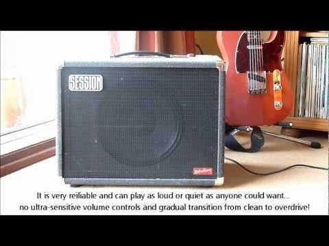 Sessionette-RetroTone Amp 1.wmv