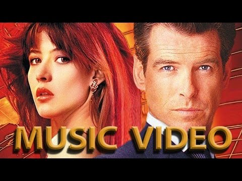 James Bond - Garbage - The World Is Not Enough (007 Official Video)