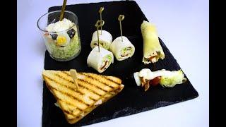 """Рецепт салата """"Цезарь"""" с курицей. 5 вариантов для домашней вечеринки."""