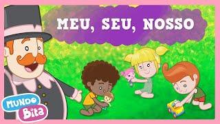 Mundo Bita - Meu, Seu, Nosso [clipe infantil] thumbnail