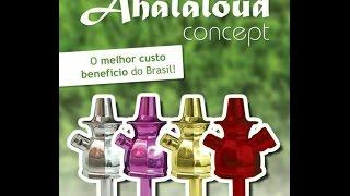 [REVIEW] - Ahalaloud Concept - #HL