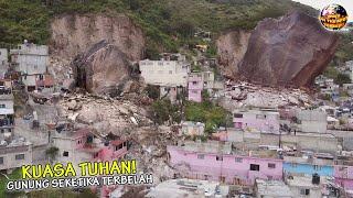 Download Gunung TERBELAH! Batu² Raksasa Turun Dari LANGIT, Ratakan Seisi Desa Dengan TANAH