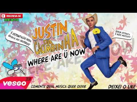 Skrillex & Diplo ft. Justin Bieber Where Are Ü Now - VERSÃO REI DA CACIMBINHA
