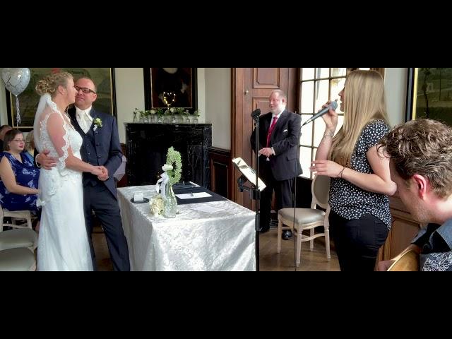 Live Musik Für Eure Hochzeit! (Andreas Bourani - Ultraleicht - Cover)