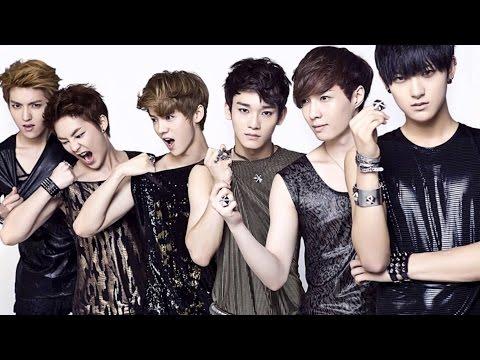 K POP SONGS CHART( K Ville's Choice) -January 2016