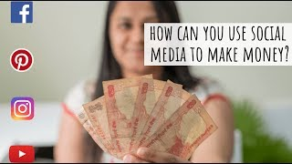 How Can You Make Money On Social Media? | Start Your Own Social Media Business| Influencer Marketing