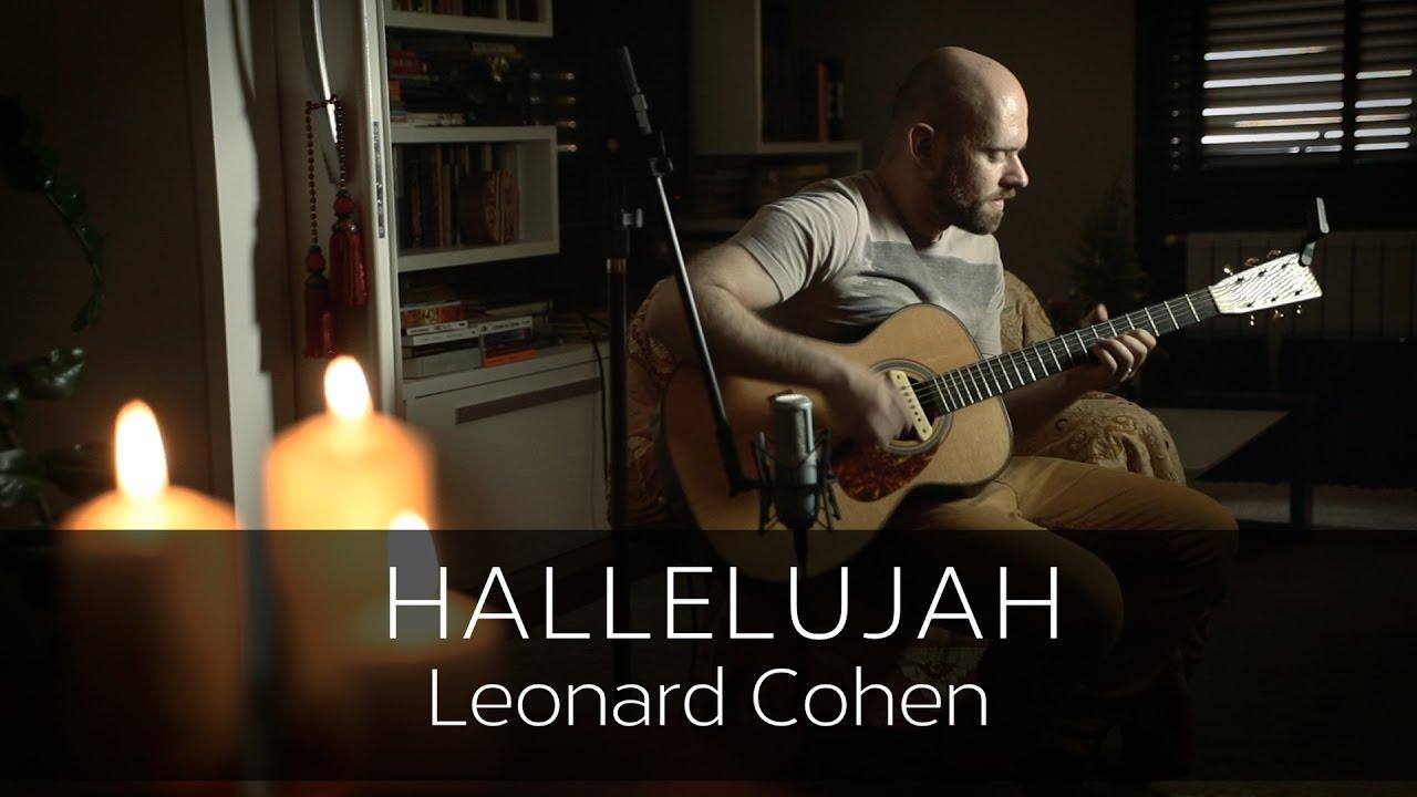 Hallelujah video aulatab fingerstyle by rafael alves