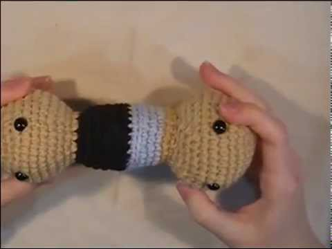 Crochet Reversible Doll Tutorial