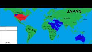 alternate future of the world episode 21 presidential election of 2033