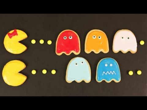 Download HOW TO MAKE PACMAN COOKIES - NERDY NUMMIES Pics