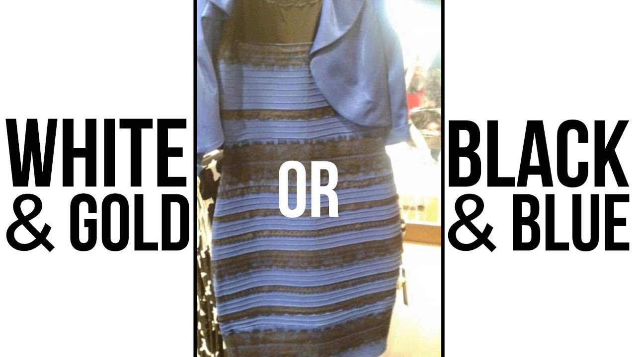 The dress explained - Dress Illusion Color Perception Illusion Explained