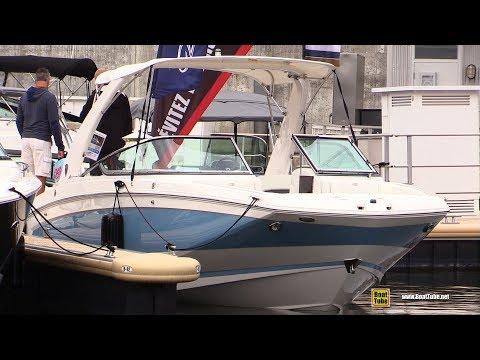 2017 Regal 26 Fasdeck - Walkaround - 2017 Montreal In Water Boat Show
