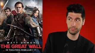 The Great Wall - Movie Review