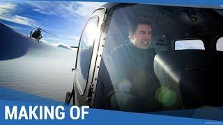 MISSION : IMPOSSIBLE - FALLOUT - Making-of avec Tom Cruise - les cascades sont réelles