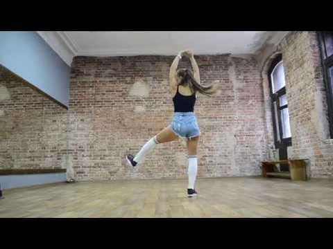 Lena Korneychuk Choreography - Konshens - Gyal Ting !!