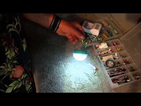 Amazing Solar Light Bulb for Preppers.