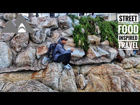 One Man, Many Rocks ( Monterey CA Food Tour )