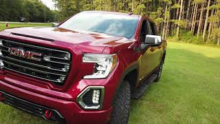 Best Detailed Walkaround 2019 GMC Sierra 1500 4WD Crew Cab AT4