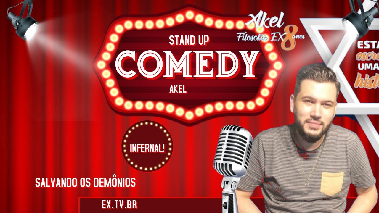 😆 STAND-UP INFERNAL!