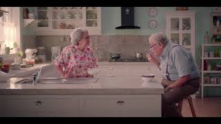 FRANKE FABER OLD COUPLE TVC