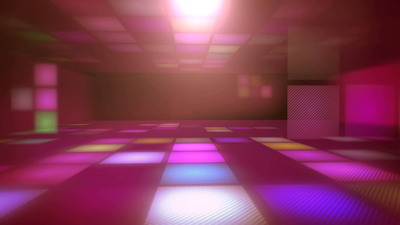 Fondo video background full hd disco lighting youtube for 1234 get on the dance floor hd video download
