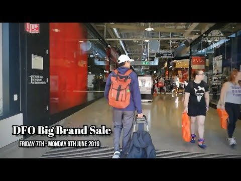 Shopping At DFO Brisbane   Mid Year Sale (Up To 70% Discount)