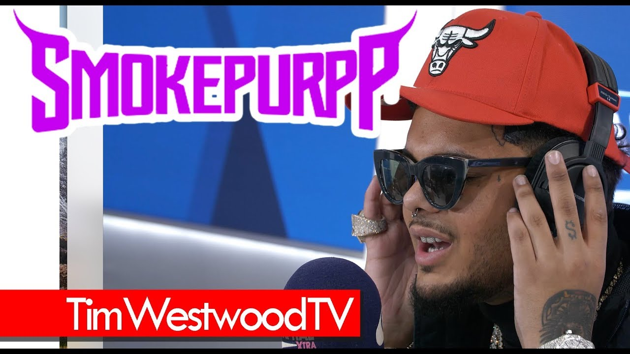 Smokepurpp freestyle OFF THE DOME! 40 minutes of fire!! Westwood