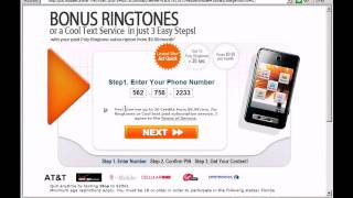 Free iPhone Ringtones Hack - Get Monthly New Ringtones Absolutely FREE!!