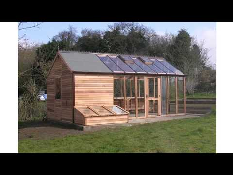 most-beautiful-shed-&-greenhouse-combinations