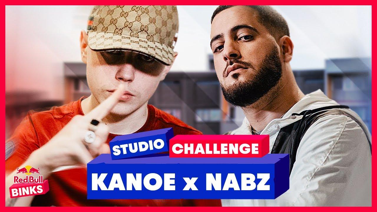 KANOE ultra VIOLENT sur le BOOM BAP de NABZ - Red Bull Studio Challenge #24