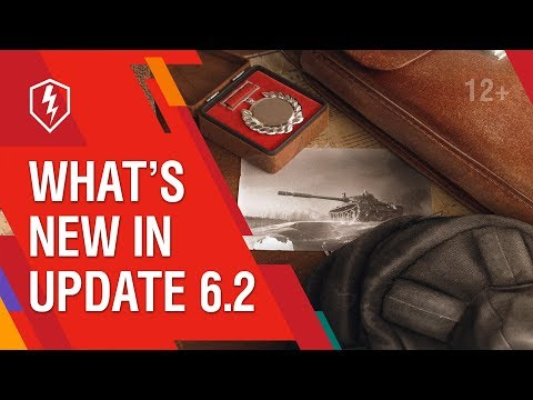 WoT Blitz. What's New In Update 6.2. Open Test With Developers