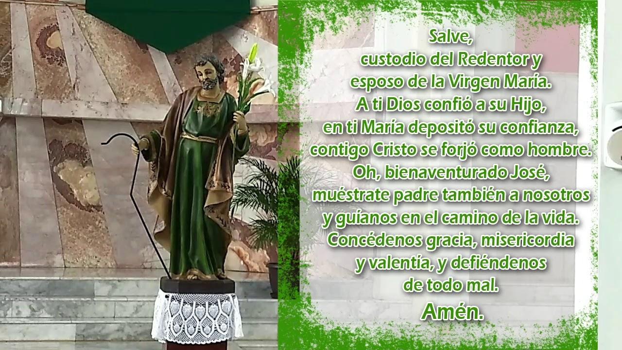 XVI LUNES DEL T. ORDINARIO (EN HONOR A SAN JOSÉ)