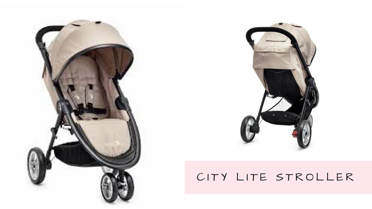 Baby Jogger City Lite Stroller First Impression