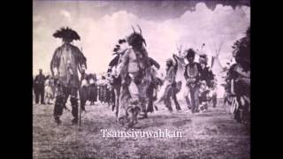 Owl Dance Song - Louie and Adolph Nine Pipe