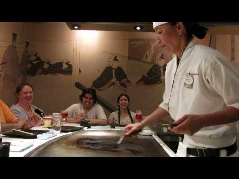 Walt Disney World Epcot Center Hibachi in Japan