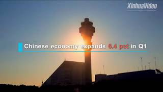 Chinese economy in good shape in Q1
