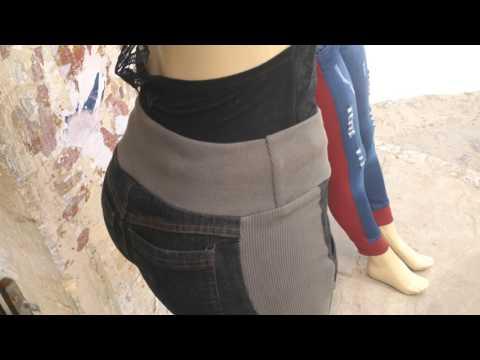 calça jeans com moletom ribana hot panicat vendas 81 999153032 thumbnail